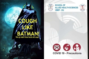 COVID-19 Awareness by FAHS